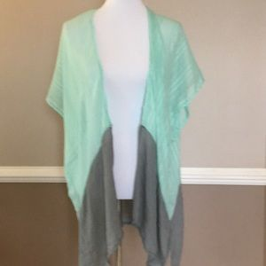 Other - Gorgeous mint green  kimono/cover up